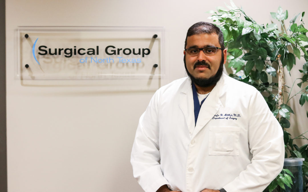 Dr. Mustafa H. Alibhai Joins Surgical Group of North Texas