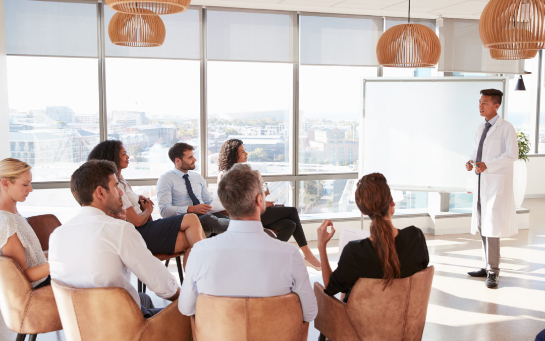 Tips for Physician Speakers at Community Events