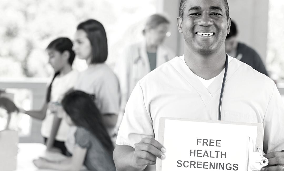 Engaging Participants at Health Fairs
