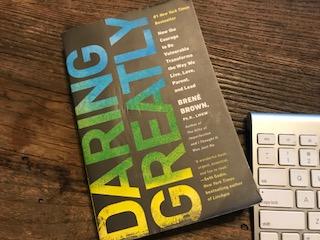 Book Review: Daring Greatly by Brene Brown