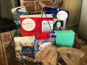 health fair basket