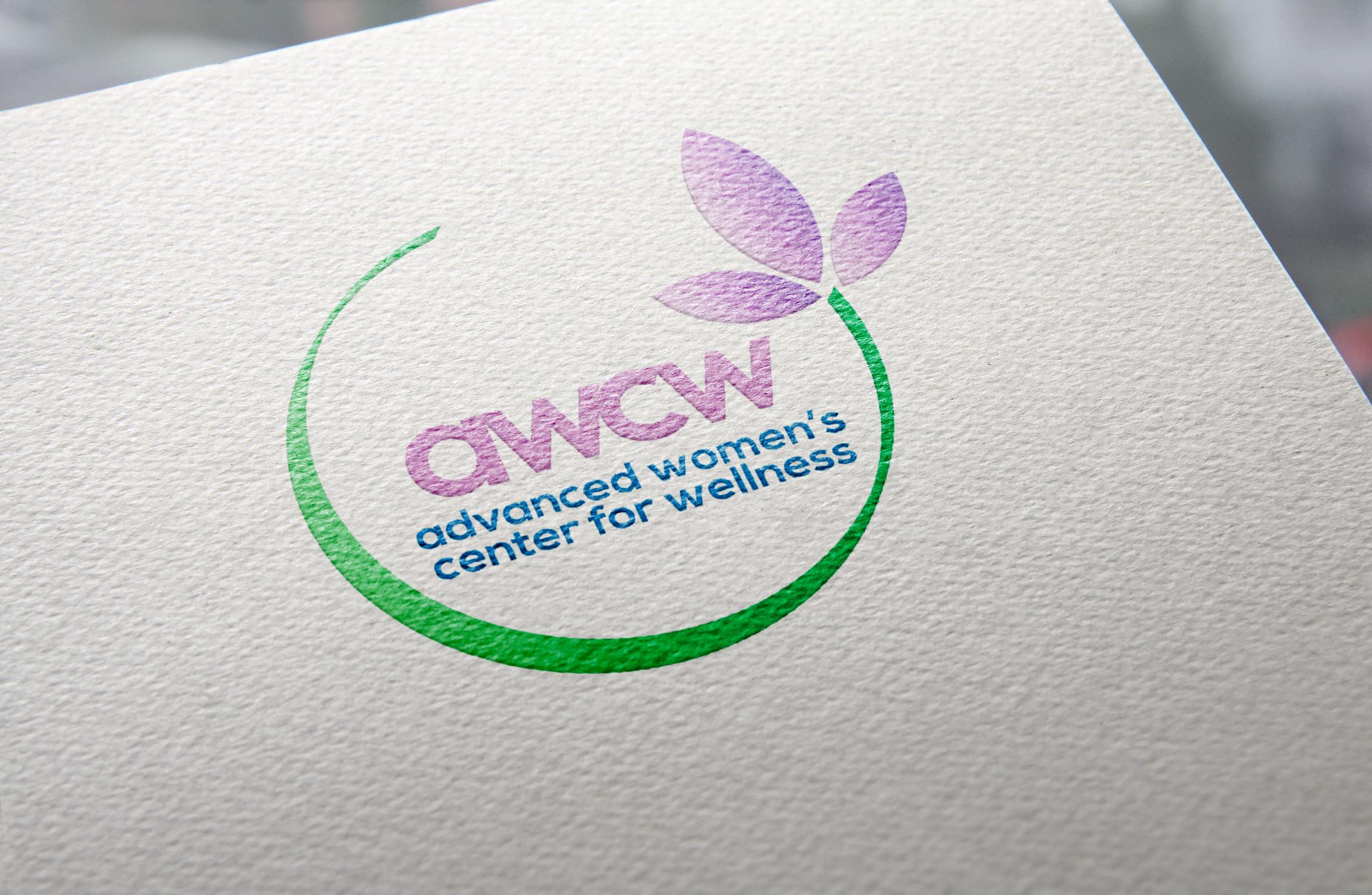 LOGO l Advanced Women's Center for Wellness