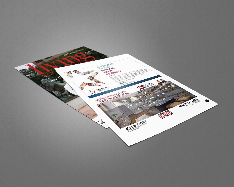 AD l HCAT Living Magazine