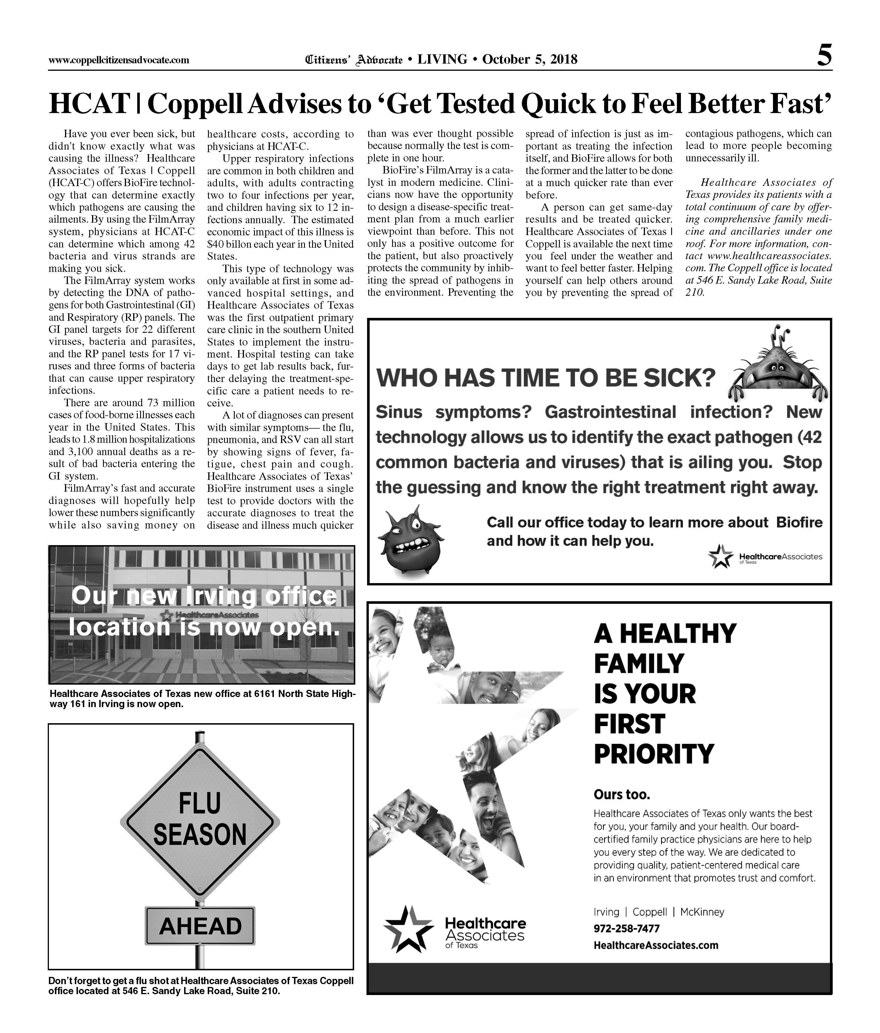 ARTICLE l HCAT Citizen's Advocate