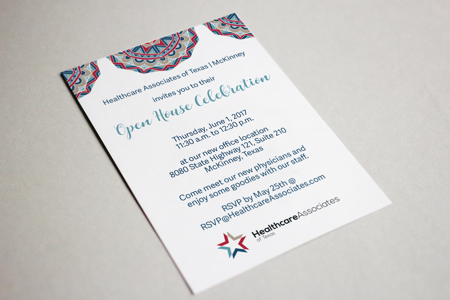 INVITATION l HCAT Open House